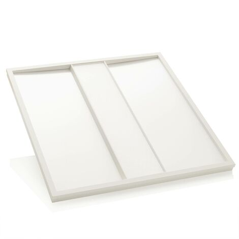 LED Panel 'Malo' (modern) in White for e.g. Office & Workroom (1 light source, A+) from Arcchio | Ceiling Light, Business Lighting, office lamp, workspace lamp, ceiling light, ceiling