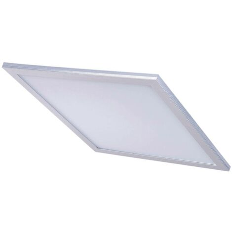 LED Panel 'Livel' dimmable (modern) in White for e.g. Kitchen (1 light source, A+) from Lindby | Ceiling Light, Business Lighting, office lamp, workspace lamp, ceiling light, ceiling