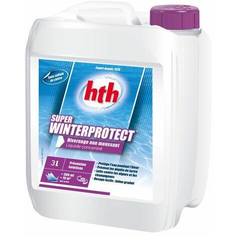 hth Super Winterprotect 3L - Produit hivernage non moussant
