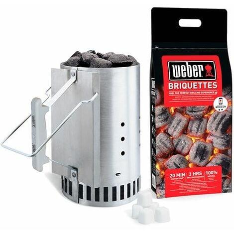 Kit cheminée d'allumage Weber RapidFire