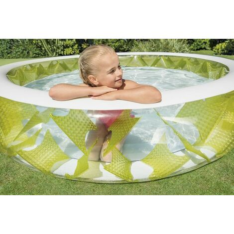 Piscine gonflable ronde Intex 2,29 x 0,56 m