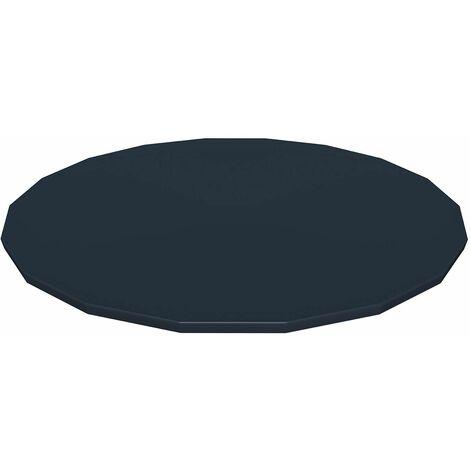 Bâche Hivers pour Piscine Tubulaire Amovible Bestway Ø549 cm