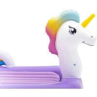 Lit Gonflable pour Enfants Licorne Bestway 196x104x84 cm