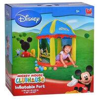Château Gonflable Bestway La Maison de Mickey Mouse 99x110 cm