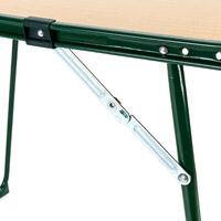 Table Pliante Polyvalente Solenny Durolac 80x60 cm 2-4 Personnes