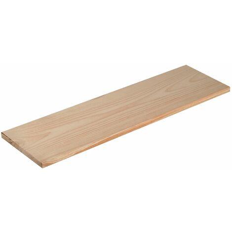 Estante ASTIGARRAGA de madera maciza de pino 90x25 cm