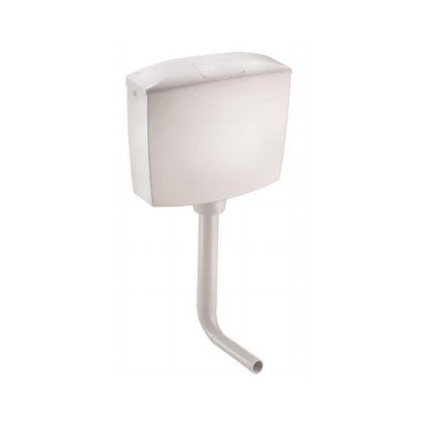 Réservoir wc à double vidange Smeraldo OL0407201 | Blanc