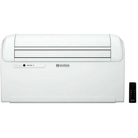 Climatiseur sans unité extérieure Unico Edge 30 SF Olimpia Splendid froid seul avec gaz R410A | Blanc