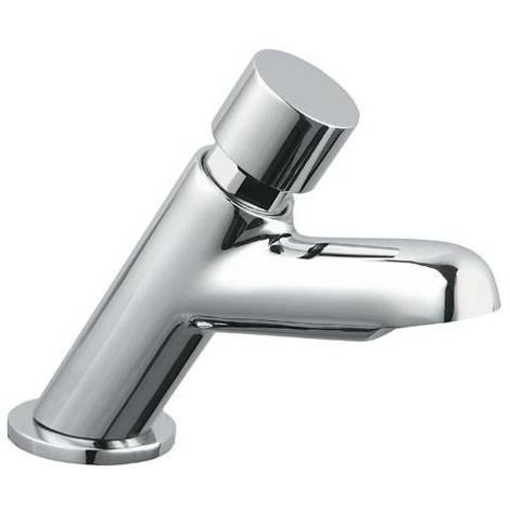 Le robinet poussoir