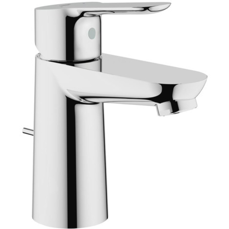 Grohe BauEdge Mitigeur monocommande Lavabo Taille S 23328000 | chrome