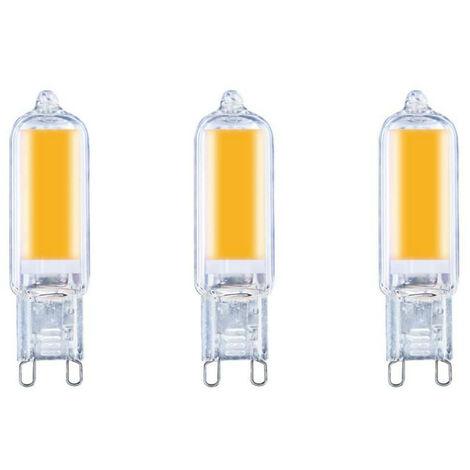 10 Teile G4 Halogen Kapsel 12V Glühbirnen Ersatz LED Lampe 5W 10W 20W 35W Birnen