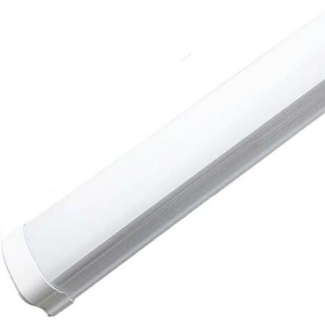Réglette lumineuse LED étanche 90cm 26W IP65 - Blanc Neutre 4000K - 5500K - SILAMP