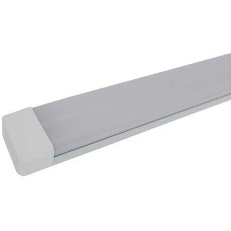 Réglette lumineuse LED 120cm 50W - Blanc Froid 6000K - 8000K - SILAMP