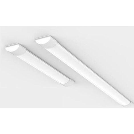 Réglette lumineuse LED 90cm 24W - Blanc Froid 6000K - 8000K - SILAMP