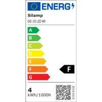 Guirlande LED 220V 10M 100LED IP44, 8 Modes - Blanc Froid - SILAMP