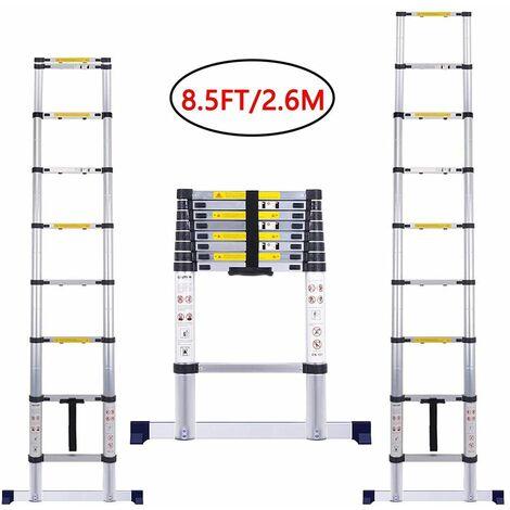 Echelle Télescopique 2.6M