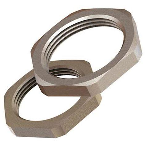 bizline 208740   bizline 208740 - contre-écrou métallique m/iso 40 (x 25)