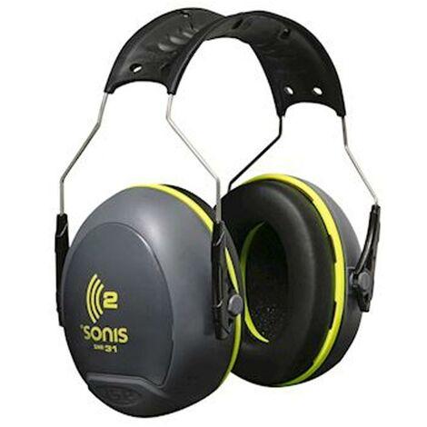 bizline 731687   bizline 731687 - casque anti-bruit confort sonis 2 confortable et leger