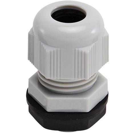 bizline 206120 | presse-etoupe plastique filetage m/iso 20 (x 1)