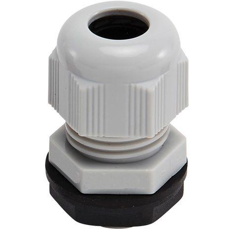 bizline 206125   presse-etoupe plastique filetage m/iso 25 (x 1)