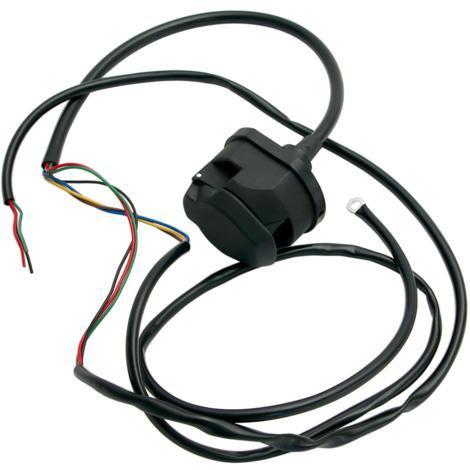 Cable de remorque 7p 12V 2m