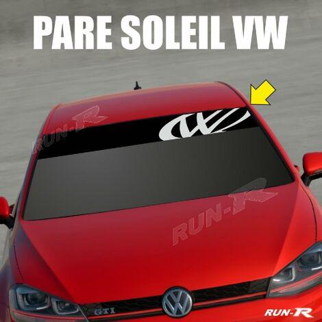 Sticker 895 pare-soleil LOGO VW FUN Up Polo Golf Caddy Scirocco Beetle