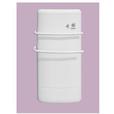 CHAUFELEC SCALA BJK1864FPAJ - Radiateur seche-serviettes 1300W (500W+800W soufflerie) - Thermostat électronique - 100% Française