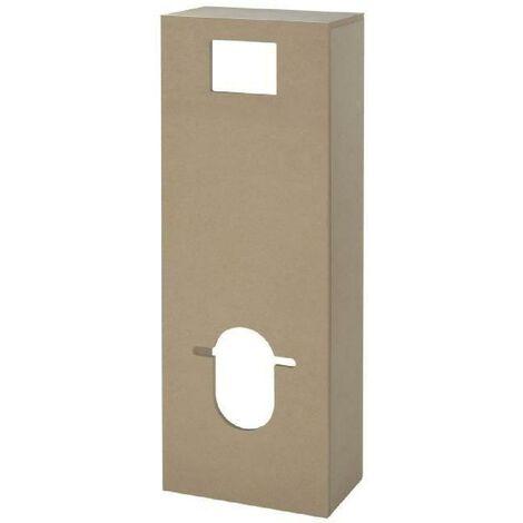 WIRQUIN Habillage PEFC Bati WC a peindre Smart et Lineo