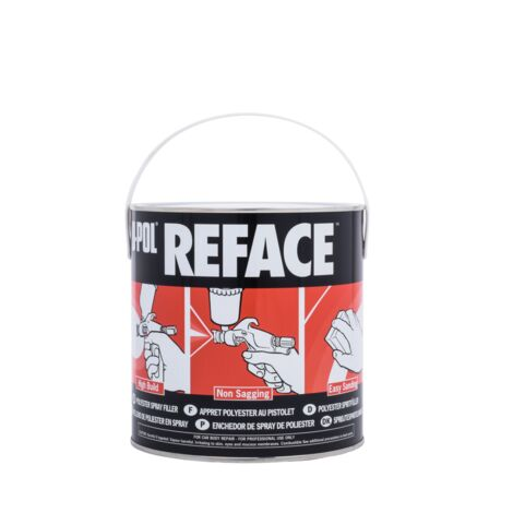 UPOL - Apprêt polyester reface 2.5 litres - /SF2