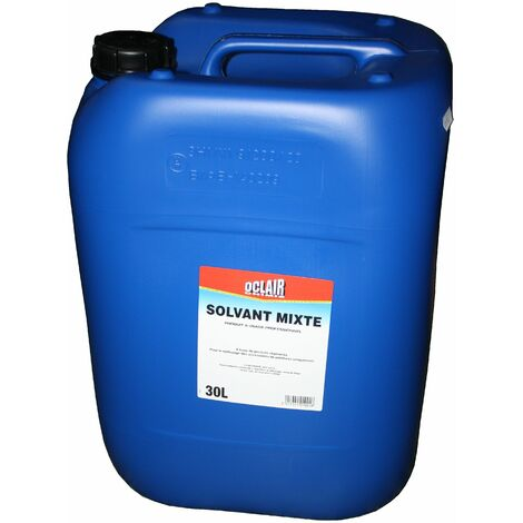 OCLAIR - Solvant, dégraissant et nettoyant industriel 30 litres - DINO030OC