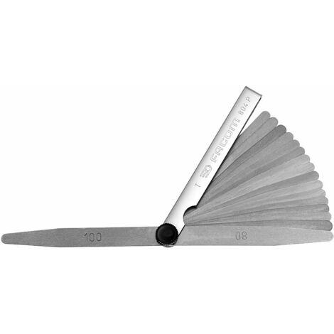 FACOM - Jauge d'épaisseur métrique bout pointu 90mm - 804P