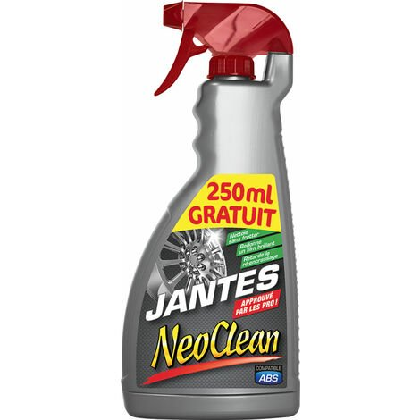NEOCLEAN - Nettoyant Jantes vernies 750 ml - 0111
