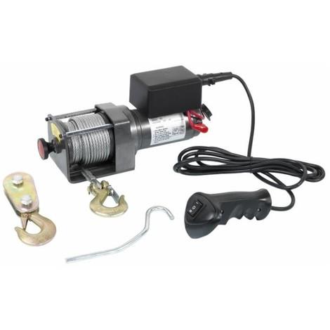 Treuil électrique 12V 1100 KG