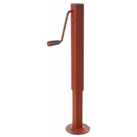 Béquille à manivelle latérale SIMOL 60 x 60 mm 800 Kg