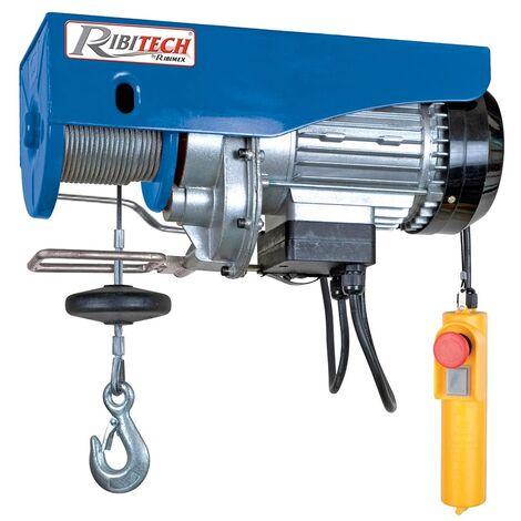 Paranco Elettrico Ribitech PE100/200PT sollevamento carichi - -