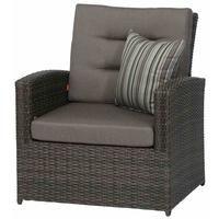 Siena Garden Tobago Ii Lounge Set 4 Teilig Sigra Aluminiumgestell