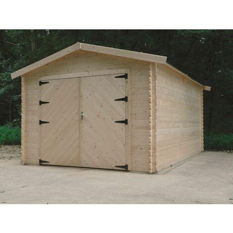 Garage TRADITIONAL 3580 x 5080 - 28 mm