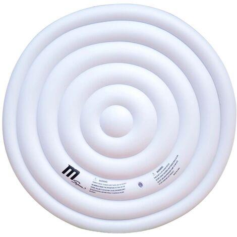 Aufblasbare Thermoabdeckung für runde MSpa Whirlpools 6 Personen