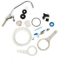 Equipo Osmosis Inversa 5 Etapas Con Bomba