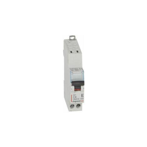 Disjoncteur 25A - courbe C - auto/vis - 406785 Legrand