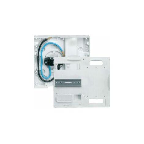 Panneau de contrôle pour CBE et Linky - GA01N - Hager