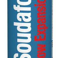 Mousse polyuréthane pistolable - basse expansion - 110725 - Soudal