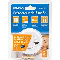 Détecteur de fumée Sidorex SA7 - 268171 - Siemens