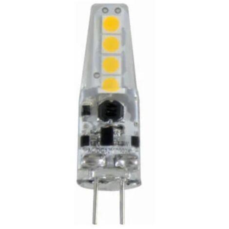 Ampoule G4 LED 1,5W lumière 15W - Blanc Chaud 2700K