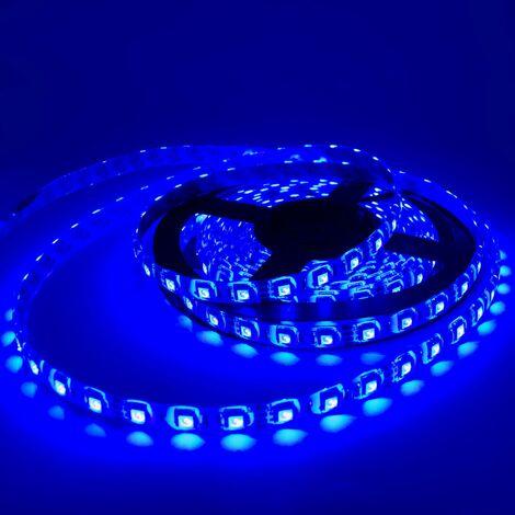 Ruban LED 5m 5050 étanche RGB 14W/m