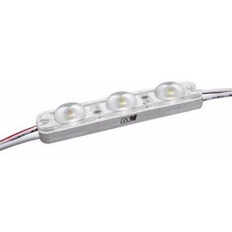 Module LED 0,96W DC12V IP67 pour Caissons Lumineux Blanc Jour 6500K