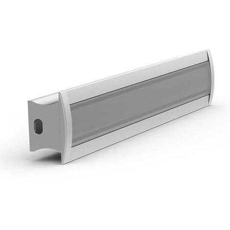 Profilé aluminium encastrable Série RSL15 | 2m
