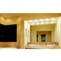 Spot LED GU10 5W Dimmable (50W) dichroïque - Blanc Naturel 4200K