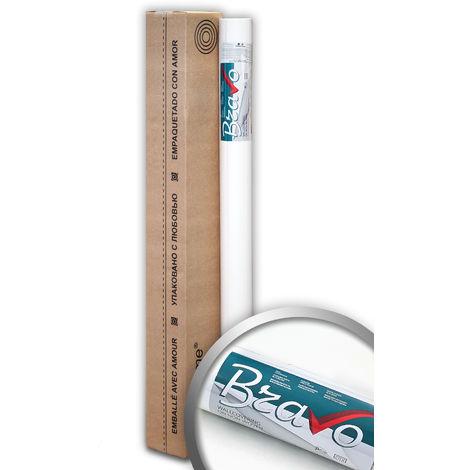 Toile de rénovation non-tissé à peindre 60 g EDEM 399-060 revêtement mural mince intissé lisse blanc 1 rouleau 26,50 m2