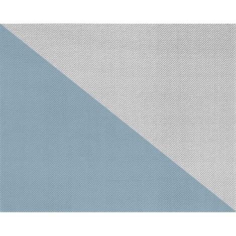 Papier peint non-tissé EDEM 80310BR60 blanc à peindre à texturé de fibre de verre 1 rouleau 26,50 m2